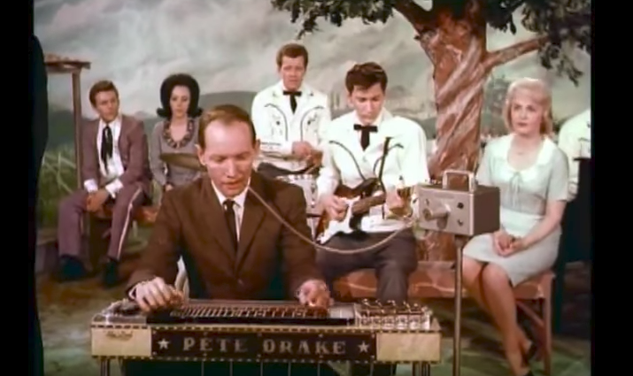 "Pete Drake & his talking steel guitar – ""Forever"""