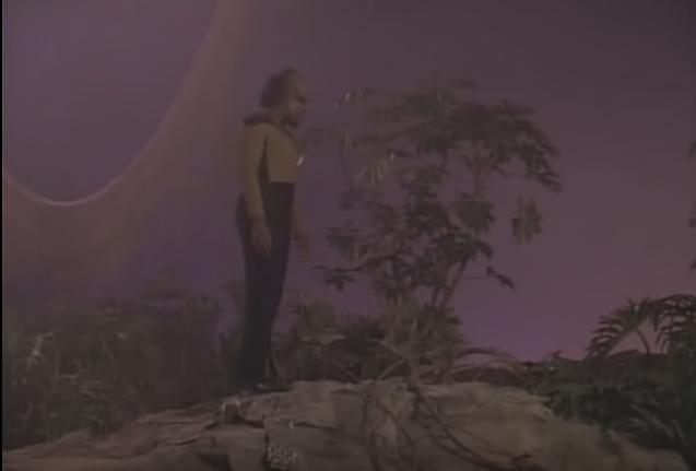 Worf gets DENIED again and again on Star Trek TNG