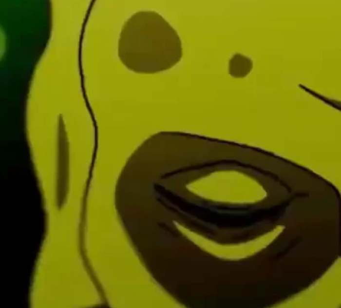 SpongeBob Anime Version - Anime Opening