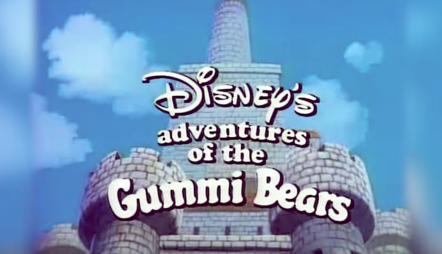 Disney's Adventures Of The Gummi Bears Intro