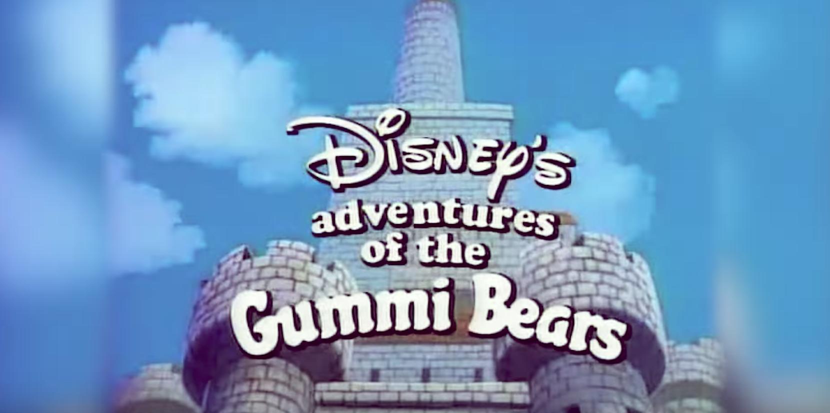 Disney's Adventures Of The Gummi Bears Intro