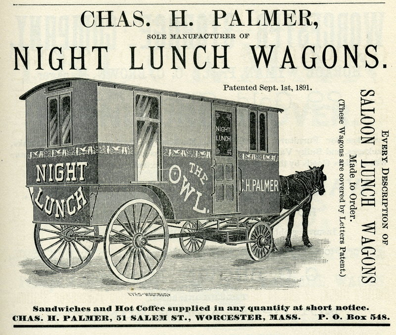 Night lunch Wagons