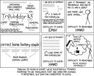 xkcd Password Generator